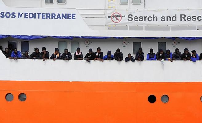 Ab'de büyük göçmen kavgası