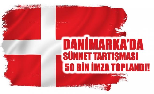 Danimarka'da sünnetin yasaklanması için 50 bin imza toplandılar