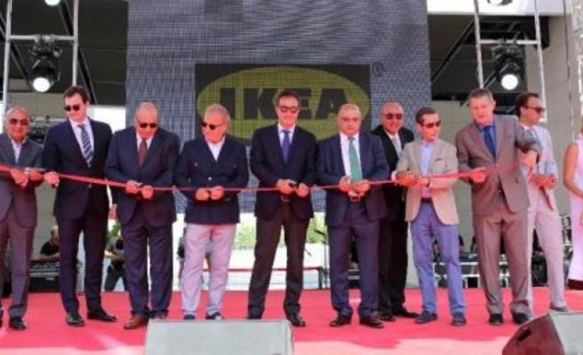 IKEA 7'nci mağazasını Antalya'da açtı