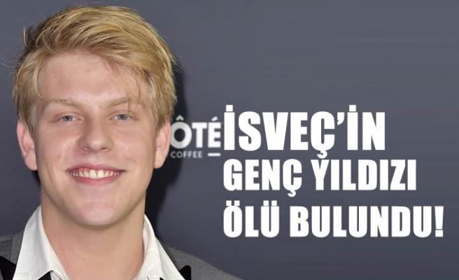 İsveç'in genç yıldızı ölü bulundu