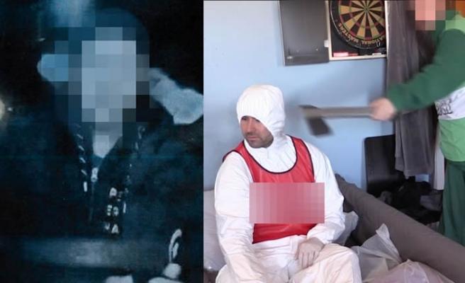 İsveç'te kardeşini baltayla katleden kişinin cezası belli oldu
