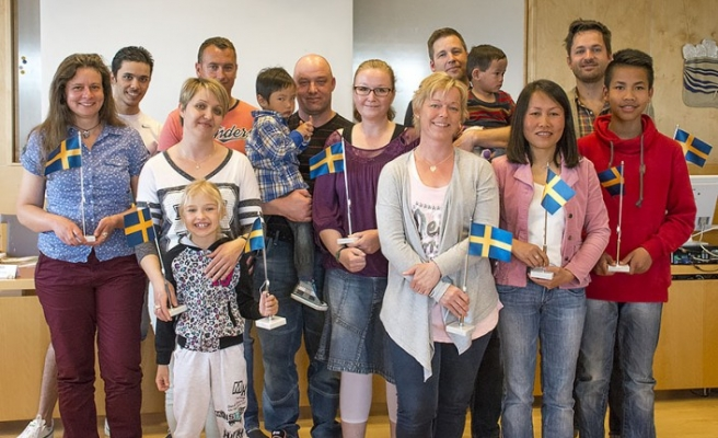 İsveç'te yaşayan göçmen sayısı belli oldu