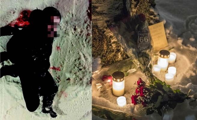 İsveç'teki o vahşi cinayetin ayrıntıları ortaya çıktı