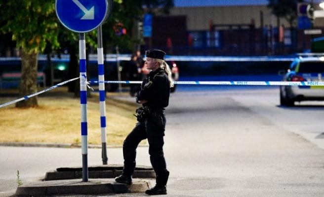 Malmö'de bir kişi daha vuruldu