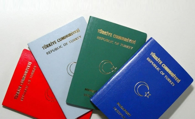 Avrupa'dan vize şoku!
