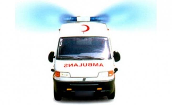 Kulu'da iki otomobil çarpıştı: 1 ölü, 4 yaralı