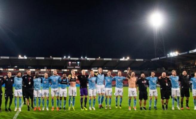 Beşiktaş'ın rakibi Malmö