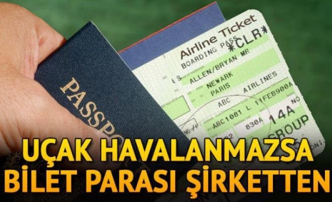 Avrupa Adalet Divanı, uçmayan uçağın yolcusunu haklı buldu