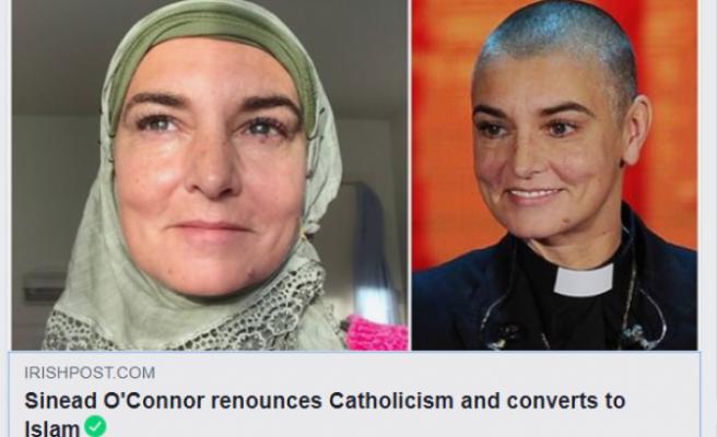 İrlanda'nın dünyaca ünlü sanatçısı huzuru İslam'da buldu