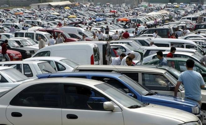 İsveç'teki ikinci el dizel araçlar yurtdışına rekor seviyede satılıyor
