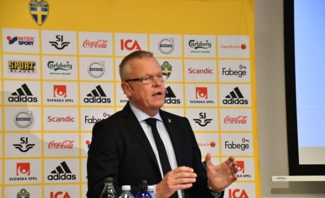 İsveç'in Türkiye Maçı Aday Kadrosu Belli Oldu