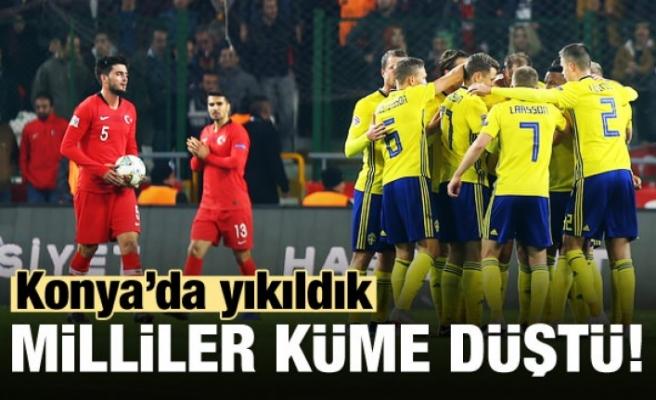 İsveç, Konya'dan mutlu dönüyor