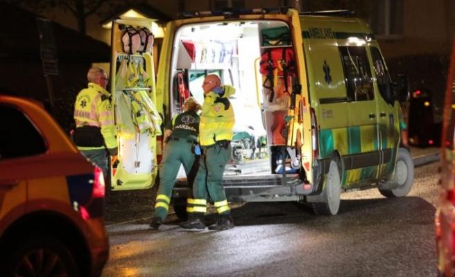 İsveç'te gece yarısı kavgada 5 kişi yaralandı
