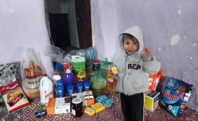 Diyarbakırlı ailenin sesini İsveç'teki Türk kadınları duydu