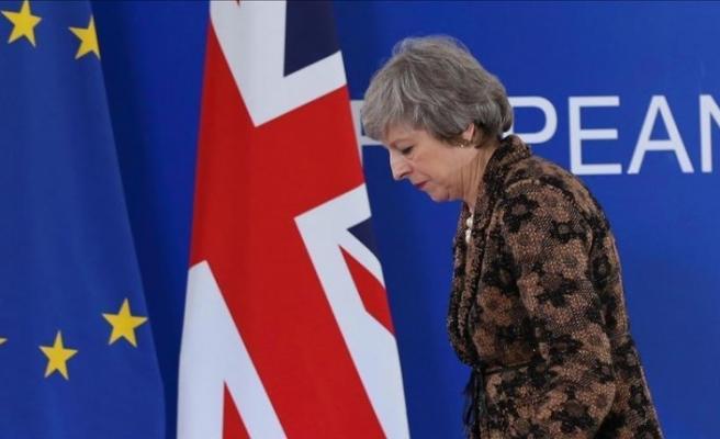 İngiliz parlamentosu May'in Brexit anlaşmasını reddetti