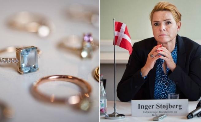 Sığınmacıların paralarına el koyan Danimarka umduğunu bulamadı