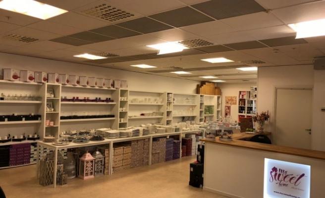 My Sweet Home İsveç'teki ilk mağazasını açtı