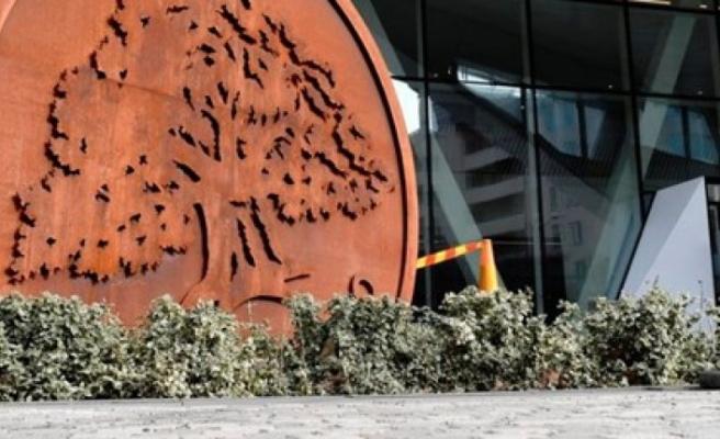 İsveç'in en büyük bankalarından Swenbank'a polis baskını