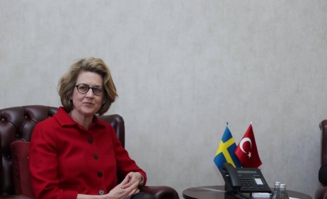 İsveç'in kadın hakları konusunda tecrübesi Türkiye'de anlatıldı