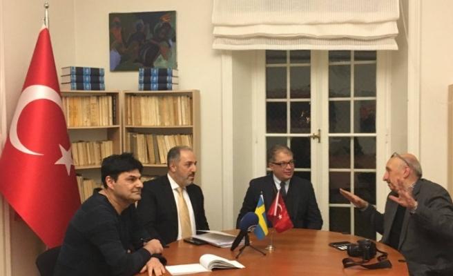 Türkiye ile İsveç arasında işgücü anlaşmasının 52. Yıldönümü