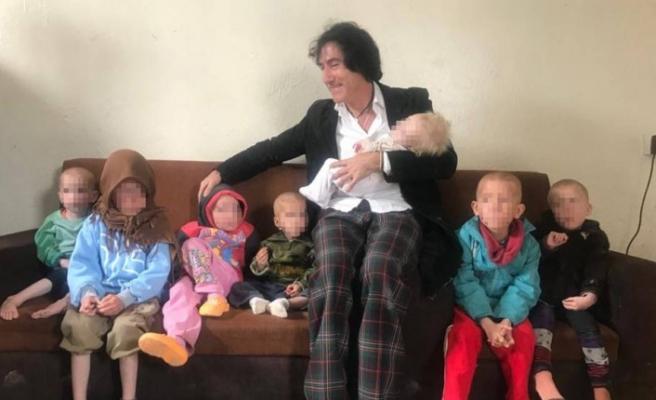 DEAŞ üyelerinin çocukları İsveç'e  getiriliyor
