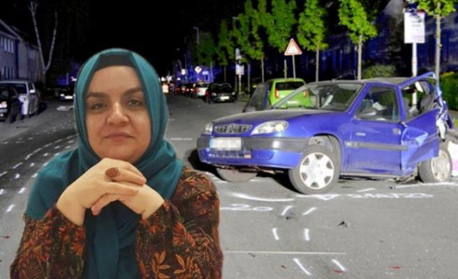 Gurbetçi annenin ölümüne neden olan sürücü aranıyor