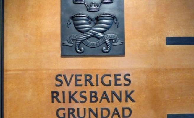 İsveç Merkez Bankası faiz oranını değiştirmedi