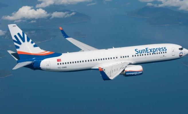 SunExpress, Göteborg - Antalya uçuşlarına başlıyor