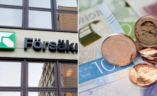 İsveç'te  650 milyon kronluk haksız yardım