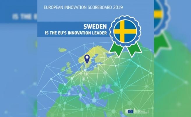 Avrupa'nın  en yenilikçi ülkesi İsveç seçildi