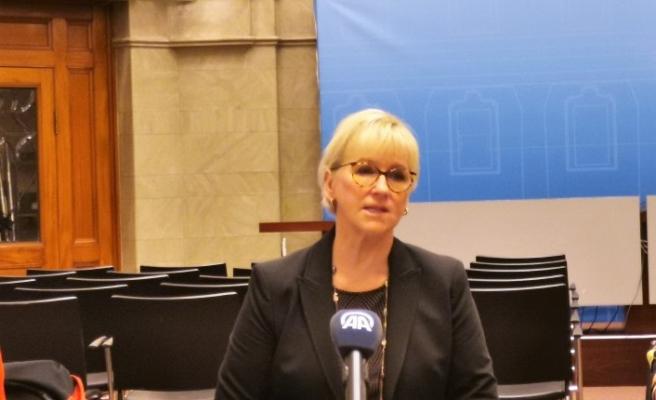 İsveç'ten '1915 olayları' açıklaması
