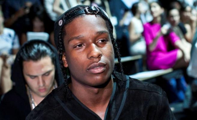 İsveç mahkemesi Trump'ın arka çıktığı rapçi ASAP Rocky'yi saldırıdan suçlu buldu