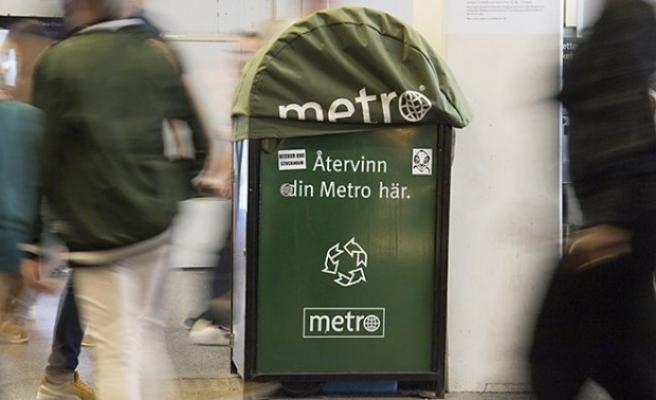 METRO gazetesi kapatıldı