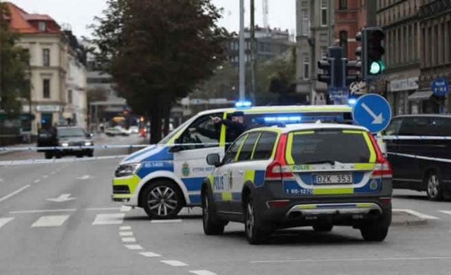 Bomba alarmı: Malmö'de polis üç büyük caddeyi trafiğe kapattı