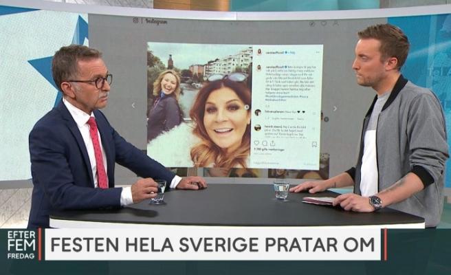 İsrail'de eğlenceye katılan İsveç muhalefet liderlerine suç duyurusu