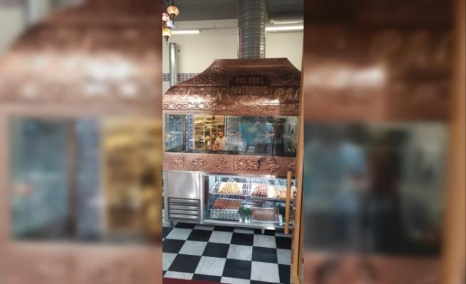 İsveç'in o kentinde Türk restoranı açıldı