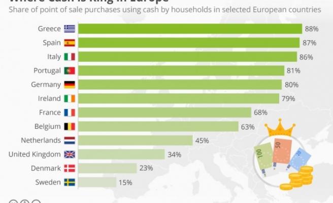 İsveç'te artık ''para' ile saadet olmuyor