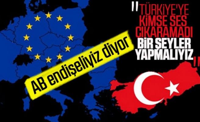 AP: Türkiye'ye kimse ses çıkaramadı