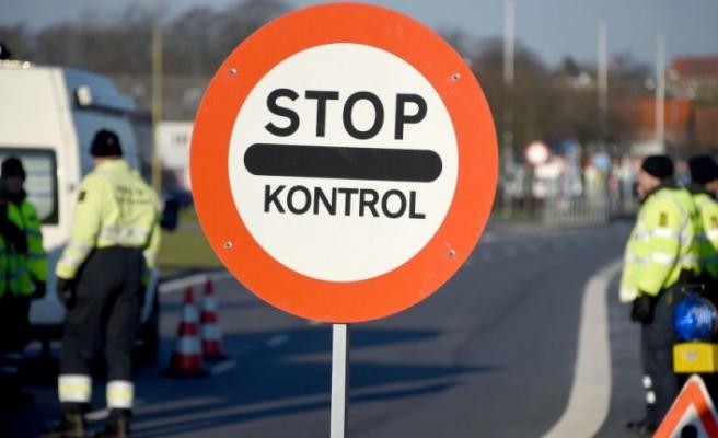 Danimarka, İsveç sınırında geçici kontrol noktaları kuruyor