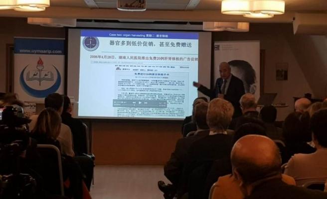 Çin'in muhalifleri ilk defa İsveç'te bir araya geldi