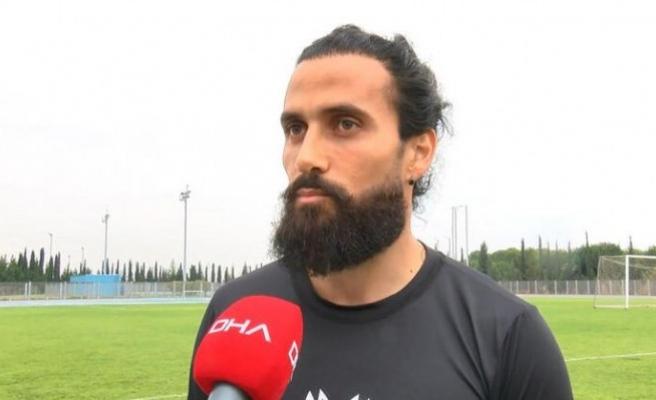 Erkan Zengin Antalyaspor'da