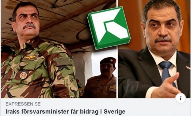 Iraklı bakan İsveç medyasını dava açmakla tehdit etti