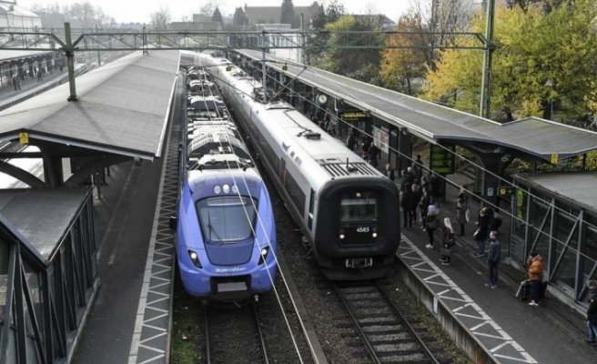 İsveç'te  2020 yılında  demiryolunda  ulaşım yoğunluğu aratacak