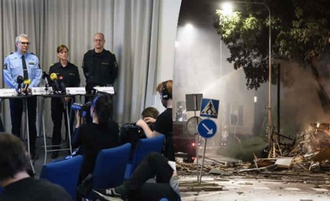 İsveç polisi, toplumda şiddet hakim olmamalıdır