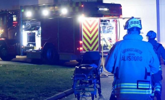 İsveç'te 7 kişinin yaşadığı evin mutfağında büyük patlama