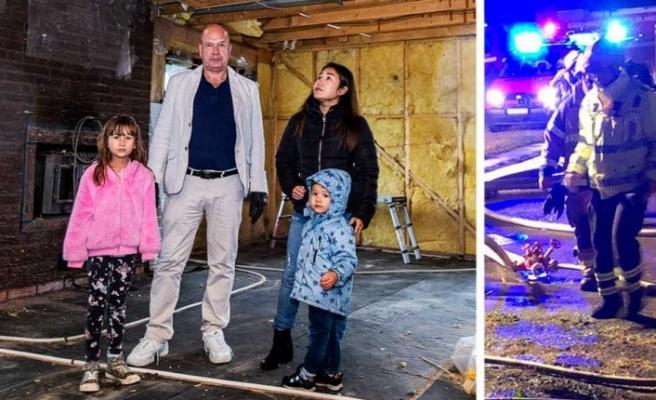 İsveç'te binlerce kron ödenen yangın alarmı çalışmadı