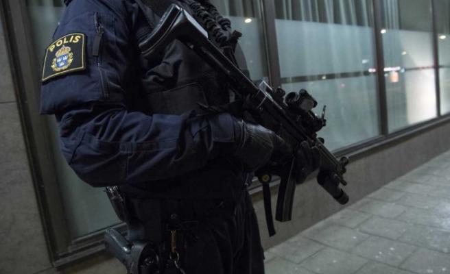 İsveç'te bir eve baskın yapan polis teşkilatına tazminat davası