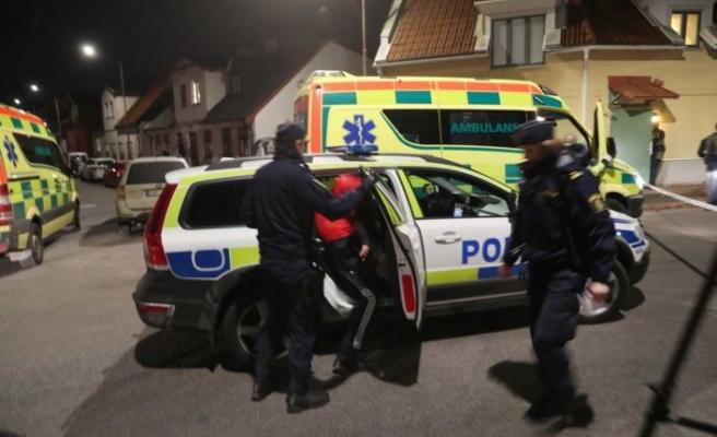 Malmö'de yine olay! Bir kişi vuruldu - iki kişi yakalandı