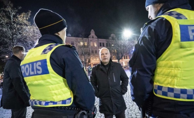 Malmö olaylarıyla ilgili devlet bakanları devrede