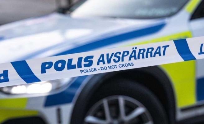Stockholm'de gün ortasında soygun